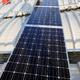 Foto copertura e impianto fotovoltaico