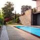 Giardino con piscina- Trescore Balneario (BG)