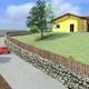 Progetto villa in bioedilizia