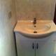 Installazione lavabo