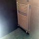 Installazione scaldasalviettte bagno