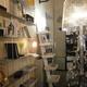 libreria per esposizione ogettistica