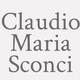 Logo Claudio Maria Sconci_112950