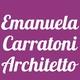 Logo Emanuela Carratoni Architetto_43247