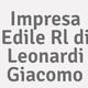 Logo Impresa Edile Rl di Leonardi Giacomo_110094