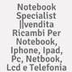 Logo Notebook Specialist ||vendita Ricambi Per Notebook, Iphone, Ipad, Pc, Netbook, Lcd e Telefonia_90000