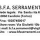 B.F.A. SERRAMENTI snc di AF. Bombardieri
