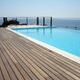 Parquet decking