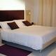 Particolare letto Arredo camera Hotel