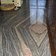 pavimento in granito a macchia aperta