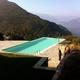 piscina privata lago di lecco