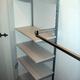 Progetto cabina armadio