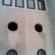 Realizzazione carotaggio diametro mm 900 per finestra.