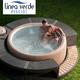 Realizzazione vendita piscine ecentri benessere