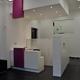 Reception uffici Genova e relativa tinteggiatura
