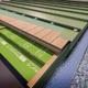 Render tetto isolato e ventilato in Drytec