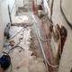 rifacimento bagno con impianto idraulico