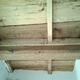soffitto in legno dopo