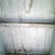soffitto in legno prima