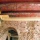 sostituzione di travetti in legno