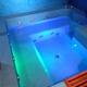 Vasca idromassaggio in EPS