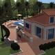 Villa Unifamiliare con Piscina e Parco 1/3