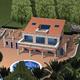 Villa Unifamiliare con Piscina e Parco 2/3