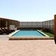 Progetto di una piscina in villa privata