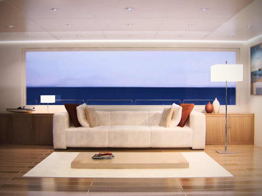 Casa al mare gallegiante