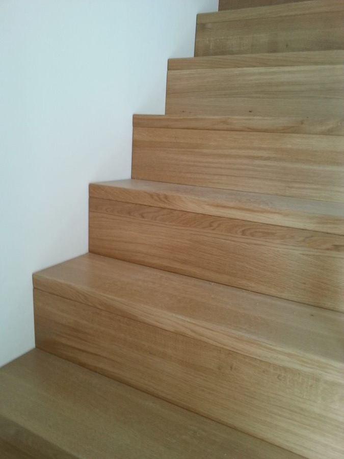 Foto scala in legno di buttignon marco 293262 habitissimo - Immagini scale in legno ...