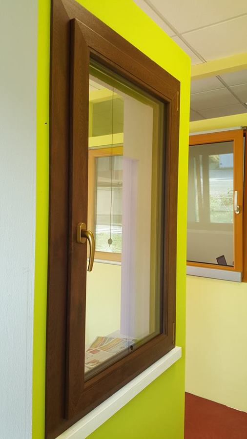 Foto finestra ad un anta con ribalta di gruppo erre serramenti 418588 habitissimo - Finestra anta ribalta ...