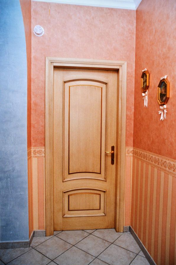 Foto porta tamburata di pquadra 350795 habitissimo - Porta tamburata ...