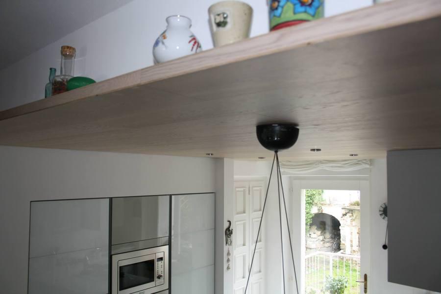 Foto controsoffitto in legno di buttignon marco 293257 for Controsoffitto in legno