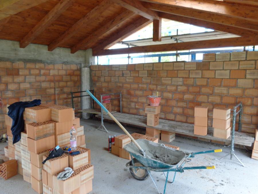 Foto costruzione casa di russottocostruzioni 369506 for Casa di costruzione personalizzata