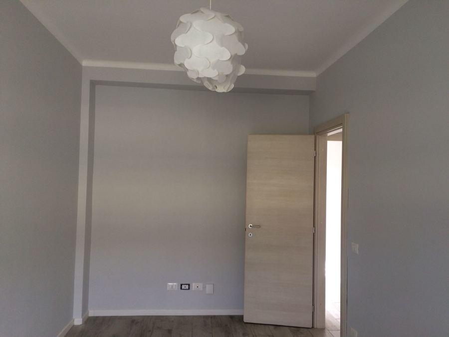 Imbiancatura camera da letto