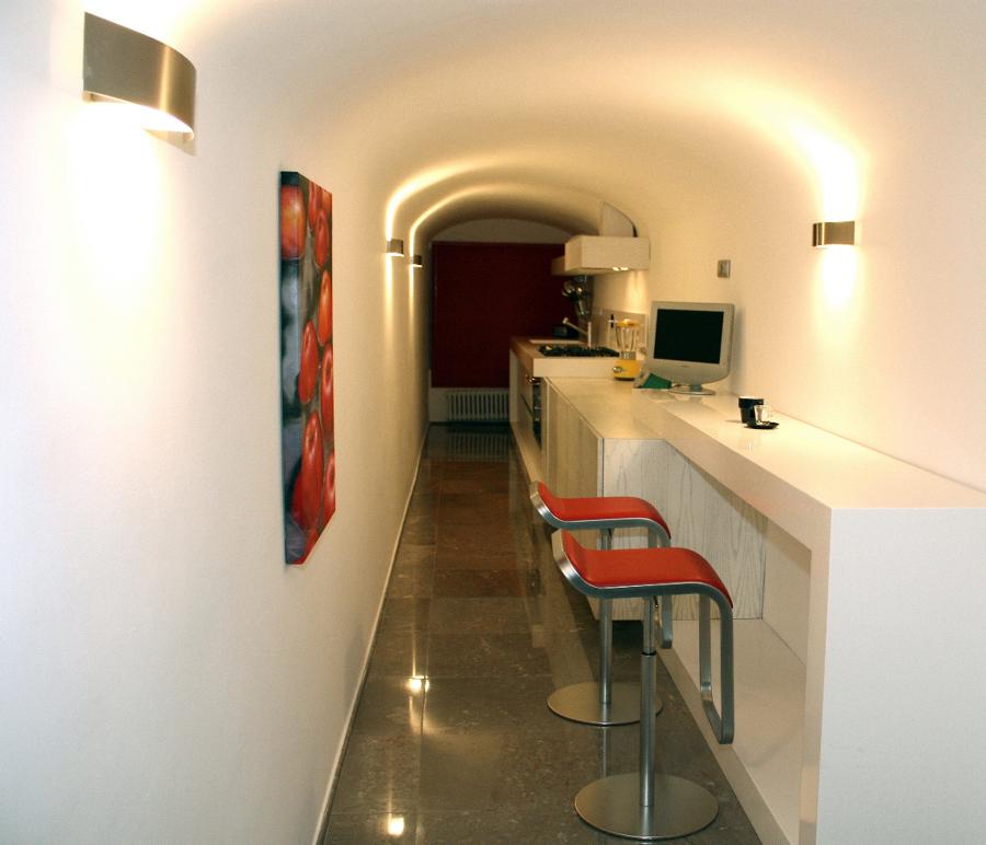 2007-2008 - Appartamento Vicolo delle Vacche, Roma Centro Storico