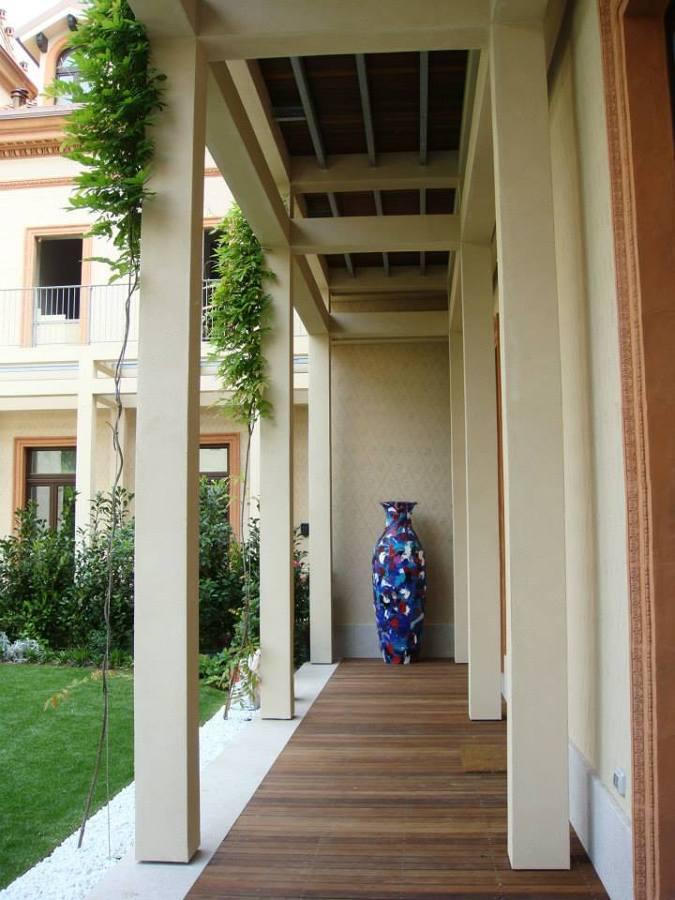 Foto giardini di michelangelo lassini architetto 356600 for Architetto giardini roma