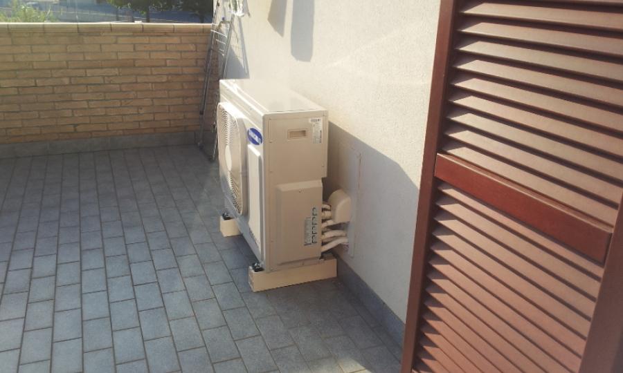 Climatizzazione monosplit e multisplit residenziale
