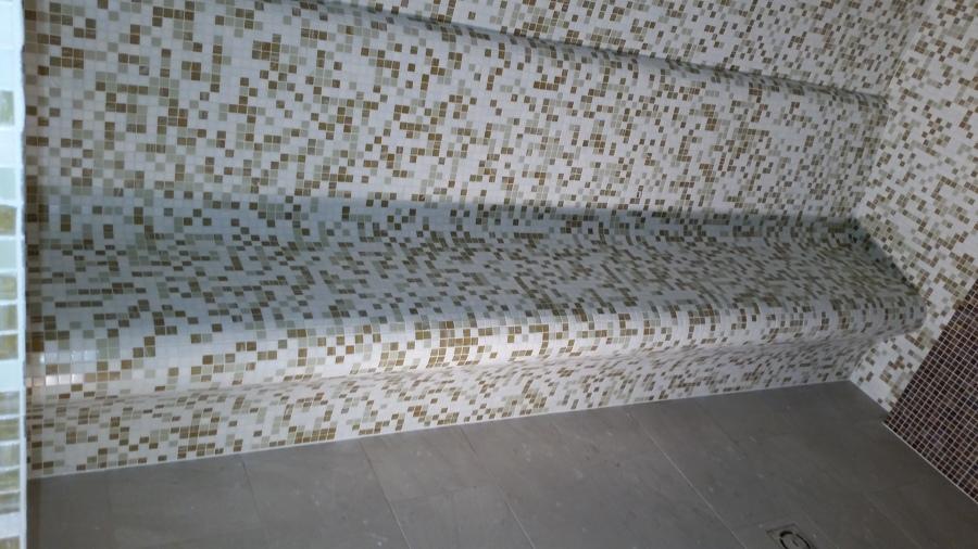 Foto mosaico bagno turco di pieffe di checchin cesera ed alessio snc 345518 habitissimo - Mosaico per bagno turco ...