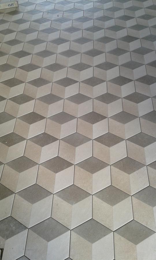 Foto pavimento in 3d di ristrutturazioni mario 281167 habitissimo - Piastrellisti a trieste ...