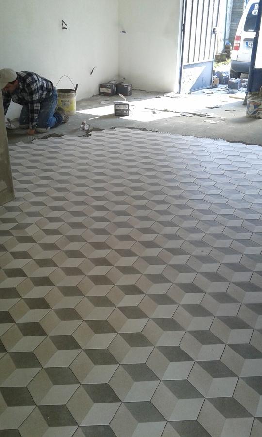 Foto pavimento in 3d di ristrutturazioni mario 281166 habitissimo - Piastrellisti a trieste ...