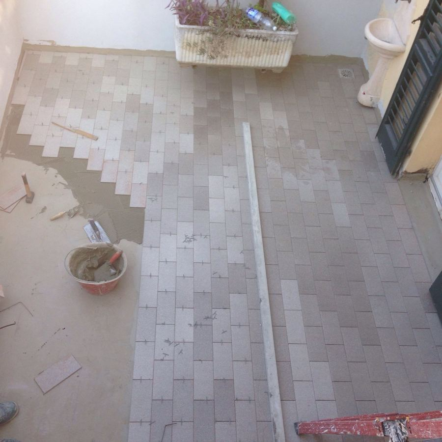 Foto posa pavimento di edil vasile rosu 393320 habitissimo - Piastrellisti a trieste ...