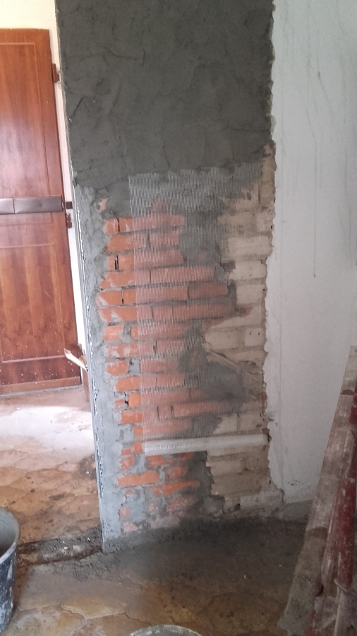 Ristrutturazione muri