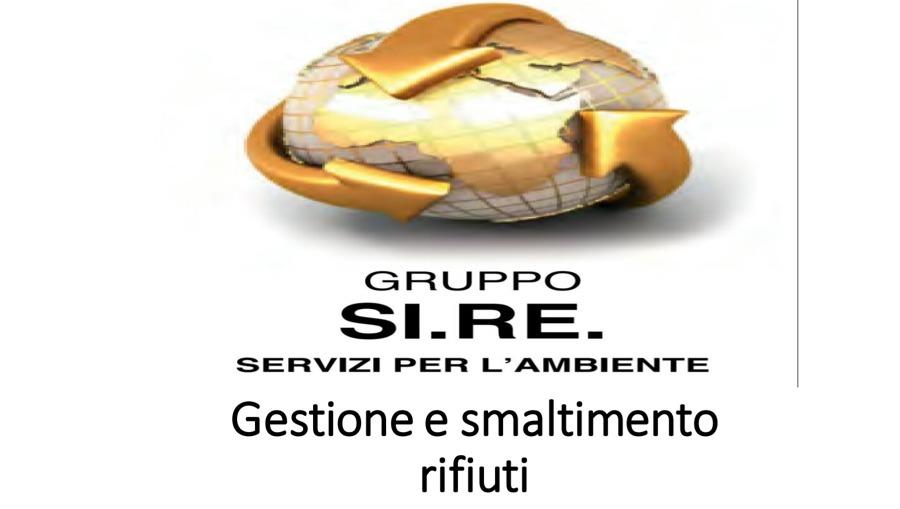 GESTIONE E SMALTIMENTO RIFIUTI