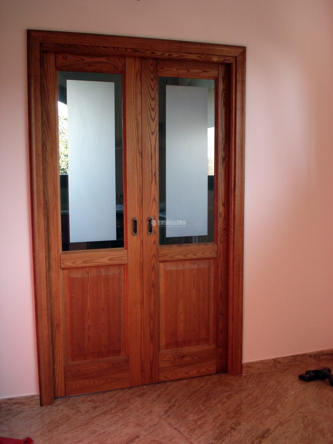 Foto serramenti case in legno sostituzione finestre di - Sostituzione finestre milano ...