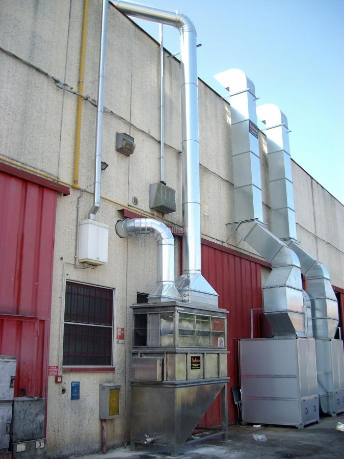 Aria Condizionata, filtri depurazione aria, depurazione fumi