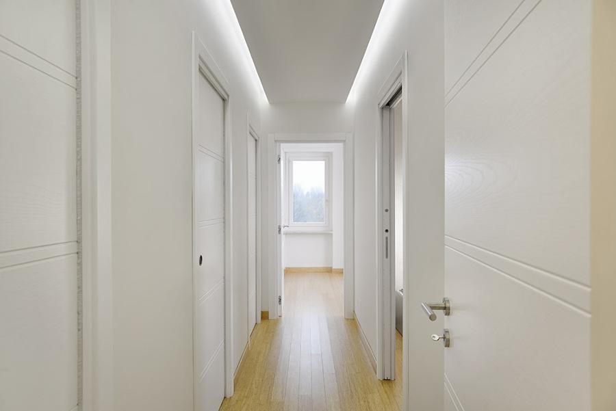 Tagli di luce a soffitto