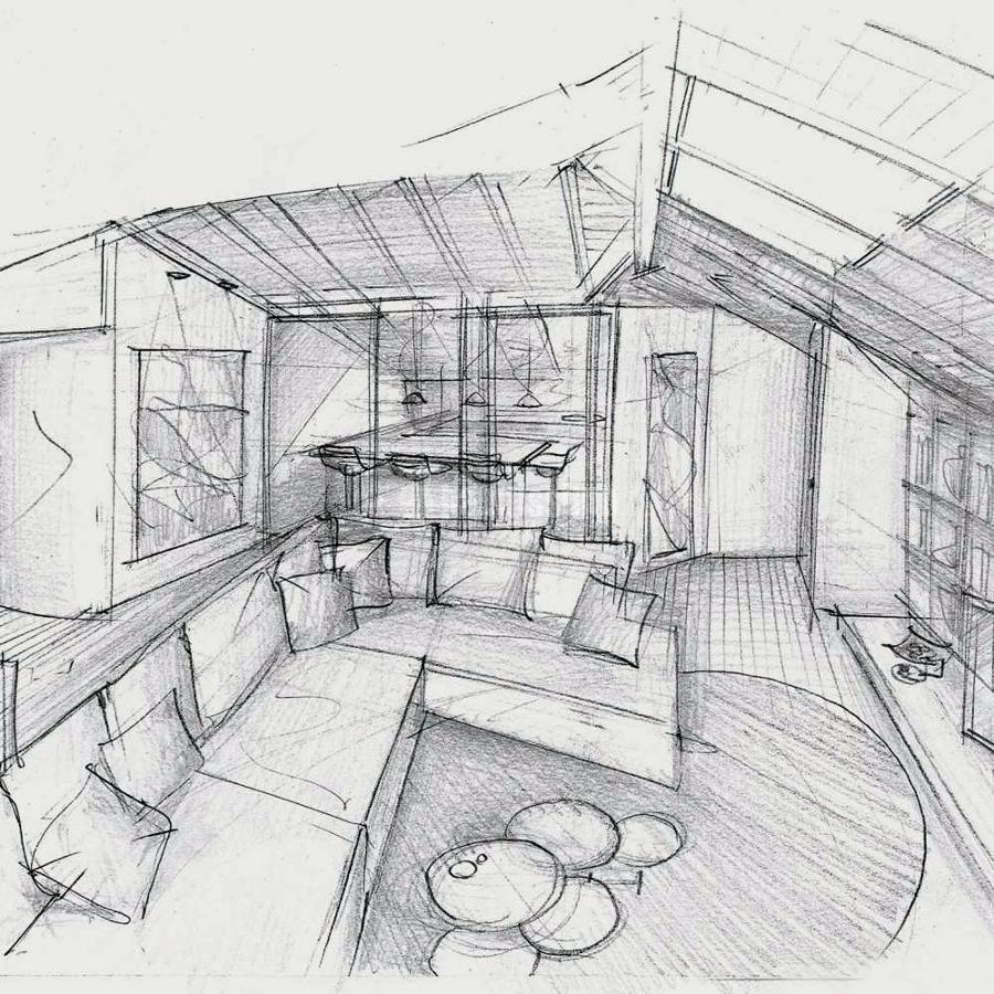 Foto mobili progettazione interni fornitura arredi di for Ultimi disegni di mobili foto