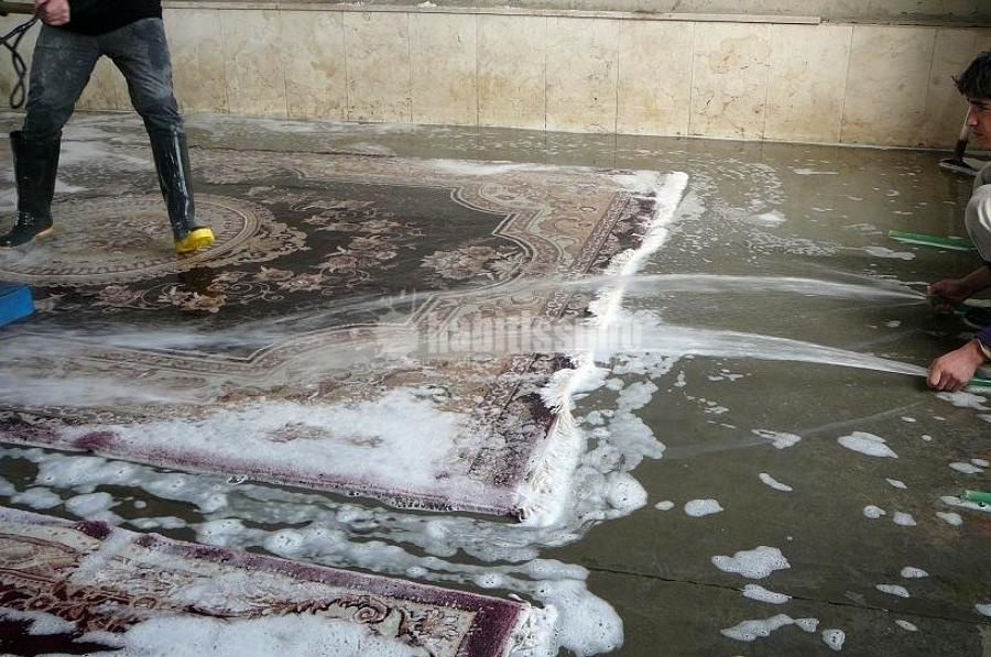 Tappeti, restauro tappeti, lavaggio tappeti ad acqua