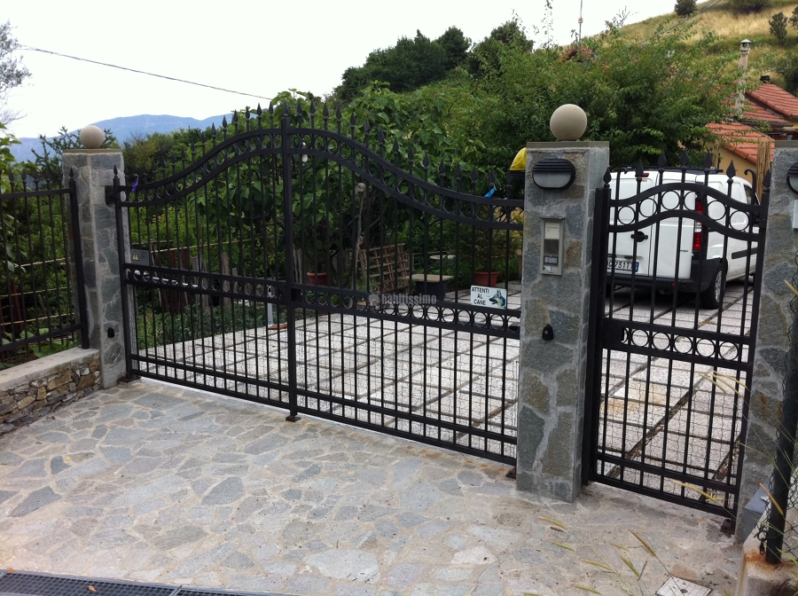Foto: Automazione Cancelli di B.M. di Benvenuto Massimo #29875 - Habitissimo